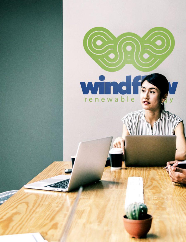 Windflow Office Wall